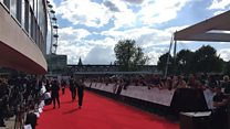 Baftas 2017: Who fits the red carpet?