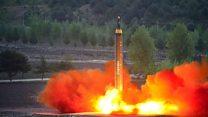 North Korea tests new ballistic rocket