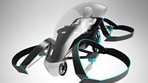 Flying car gets boost from Toyota