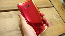 HTC unveils 'squeezy' phone for selfies