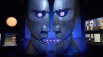50 лет музыки Pink Floyd на выставке в Лондоне