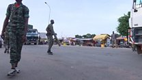 """Parole de mutin ivorien: """"On veut l'argent"""""""
