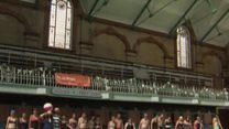 First public swim at Manchester's Victoria Baths in 25 years