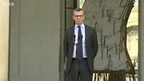 Edouard Philippe yagizwe ministri w'intebe