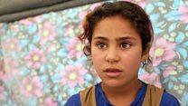 IS運営の学校に通った少女 イラク・モスルで