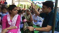 7 दिन से भूख हड़ताल पर हरियाणा की छात्राएं