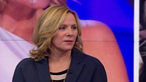 Cattrall: Hollywood ageism will not hold me back