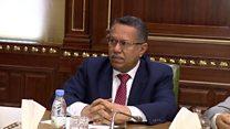 """""""حديث الساعة""""  الأزمة اليمنية .. الى اين؟"""