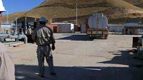 دولت افغانستان سالانه از بخشی از درآمد نفتاش محروم میشود