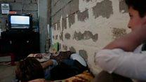 داستان ایزدیان آوارهای که منتظر آزادی موصل هستند....