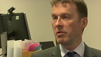 NHS Wales 'one step ahead' of IT virus