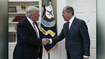 ရုရှားနဲ့ သတင်းအချက်တွေ ဖလှယ်တာ မရှိလို့ အိမ်ဖြူတော်ငြင်း