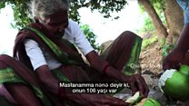 106 yaşlı nənənin yeməkləri YouTube-da
