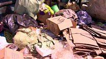 Au Zimbabwé, collecter des ordures est un métier coté