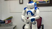 अब भारत में रोबोट संभालेगा आपकी बैंकिंग