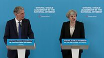 May: Labour has a 'fantasy wish list'