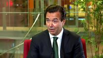 Lloyds boss welcomes government share sale