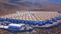 مشروع مكسيكي لإستكشاف الفضاء عبر دراسة أشعة غاما