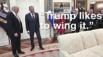 'Trump likes to wing it'