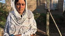 कश्मीर में फंसी पाकिस्तानी दुल्हन