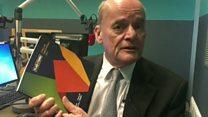 Vaughan's verdict on Plaid manifesto