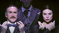 Kooky Addams Family comes to London