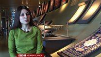 Azərbaycan Xalça Muzeyindən reportaj