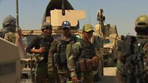 عقبنشینی طالبان از مرکز ولسوالی قلعه زال