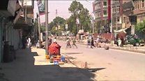 حمله مهاجمان مسلح به ساختمان رادیو- تلویزیون محلی ننگرهار