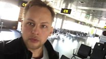 Manx visa mix up leaves man stranded