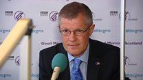 Rennie: No inconsistency over referendums
