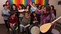 Turkey's first LGBTI choir sings for hope