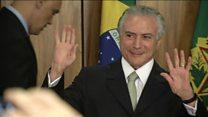 اتهامات مالی علیه رئیس جمهور برزیل