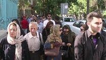 إقبال كبير على الانتخابات الإيرانية الرئاسية