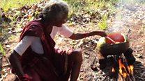 Індійська бабуся та її кулінарні відео на YouTube