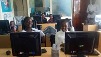 Watoto wanaounda App nchini Kenya