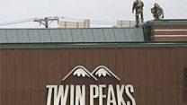 Owain Rhys Davies a Twin Peaks