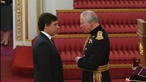 Chris Coleman appointed OBE