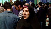 أصوات من إيران