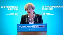 PM: Only Tories can stand up to nationalists