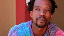 South Africa's street Shakespeare