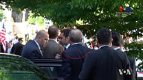 Erdogan watched violent clashes at embassy