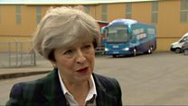 Theresa May: 'We are one people'