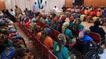 Yarjejeniyar ceto 'yan matan Chibok 82