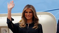 No headscarf for Melania: Does it matter?
