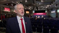 Corbyn: Labour Party committed to Trident