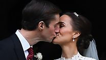 Pippa Middleton wedding day highlights