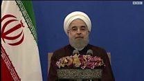 روحاني: الانتخابات كانت فرصة لأن يقول الشعب كلمته