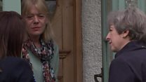 Theresa May told of care proposal concerns