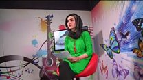 Afghanistan's TV channel for women